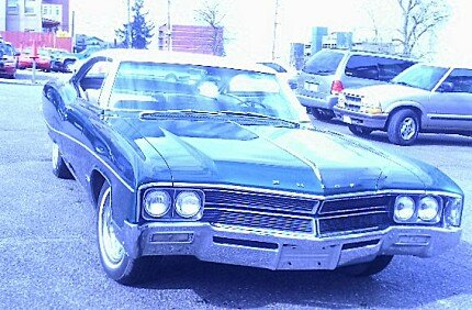 1967 Buick Wildcat for sale 100768100