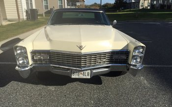 1967 Cadillac De Ville for sale 100823165