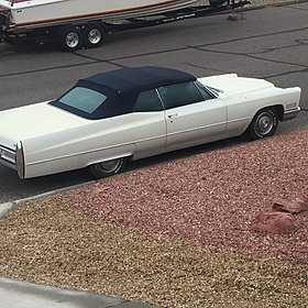 1967 Cadillac De Ville for sale 100839001