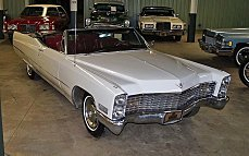 1967 Cadillac De Ville for sale 101026325