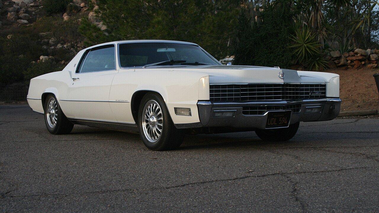 1967 Cadillac Eldorado Collector\'s Edition for sale near Ramona ...