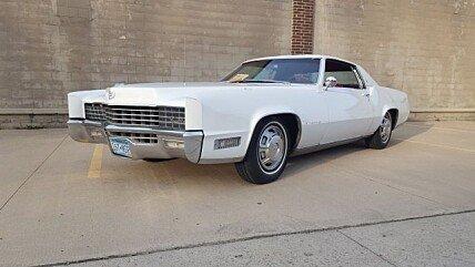 1967 Cadillac Eldorado for sale 100917347