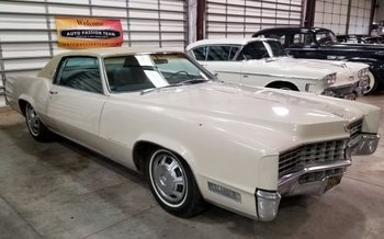 1967 Cadillac Eldorado for sale 100981384