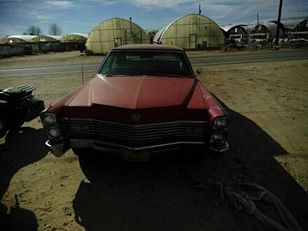 1967 Cadillac Fleetwood for sale 100862689