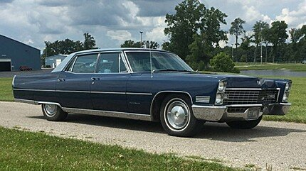 1967 Cadillac Fleetwood for sale 100894550