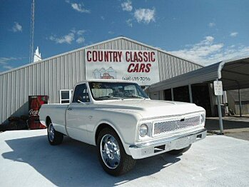 1967 Chevrolet C/K Truck for sale 100748729