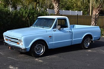 1967 Chevrolet C/K Truck for sale 100922417