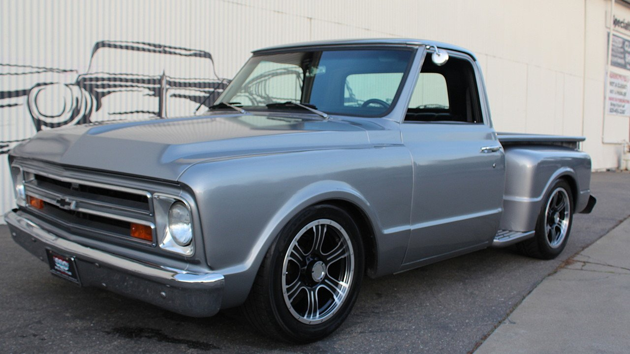 1967 Chevrolet C/K Truck for sale near Fairfield, California 94533 ...