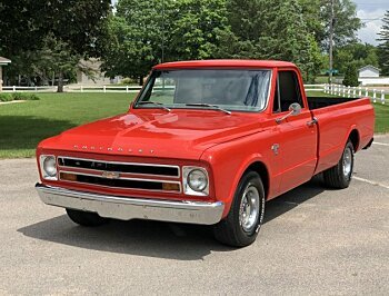 1967 Chevrolet C/K Truck for sale 100996462