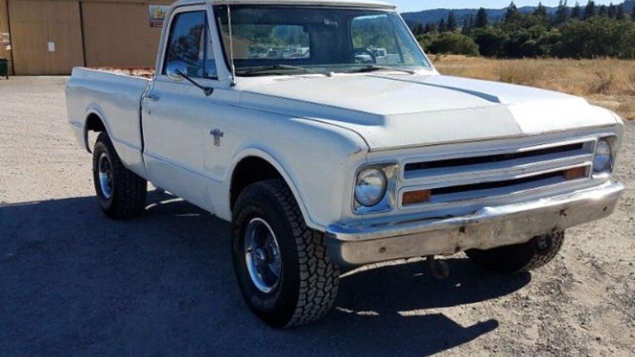 1967 Chevrolet C/K Truck for sale near Cadillac, Michigan 49601 ...