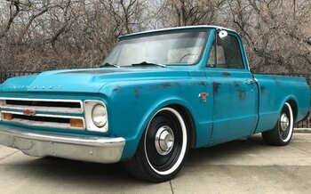 1967 Chevrolet C/K Truck 2WD Regular Cab 2500 for sale 101003462