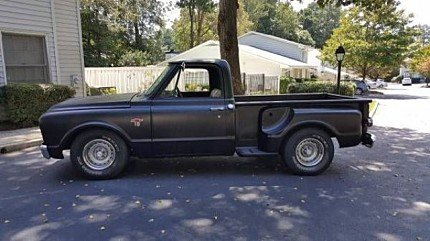1967 Chevrolet C/K Truck for sale 100828581