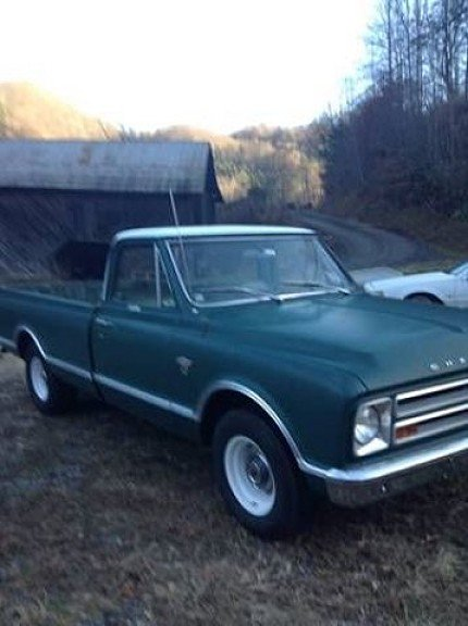 1967 Chevrolet C/K Truck for sale 100841353