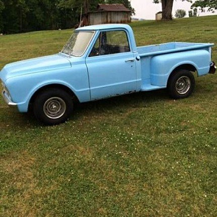1967 Chevrolet C/K Truck for sale 100841354