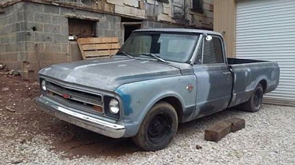 1967 Chevrolet C/K Truck for sale 100852557