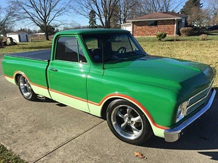 1967 Chevrolet C/K Truck for sale 100857331