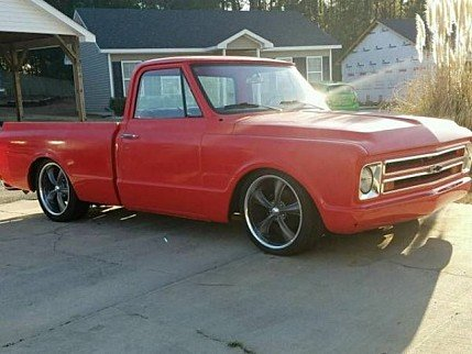 1967 Chevrolet C/K Truck for sale 100867286