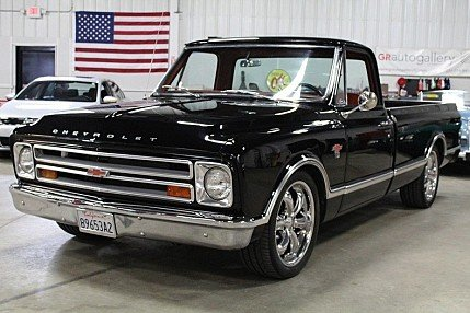1967 Chevrolet C/K Truck for sale 100998605