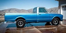 1967 Chevrolet C/K Truck for sale 101001517