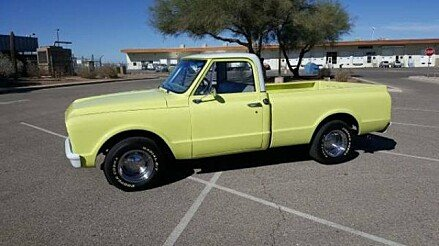 1967 Chevrolet C/K Truck for sale 101012518