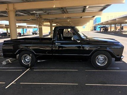1967 Chevrolet C/K Truck for sale 101021900