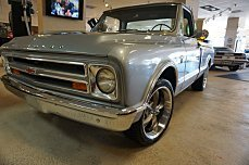 1967 Chevrolet C/K Trucks for sale 100912161