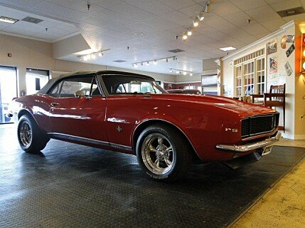 1967 Chevrolet Camaro for sale 100799661