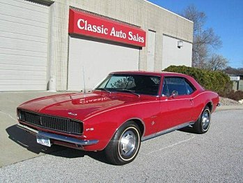 1967 Chevrolet Camaro for sale 100721097