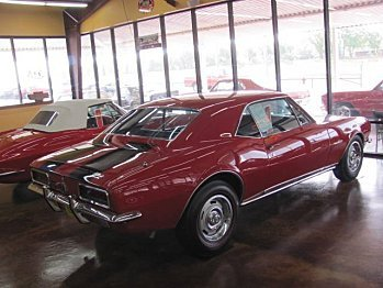 1967 Chevrolet Camaro for sale 100721283
