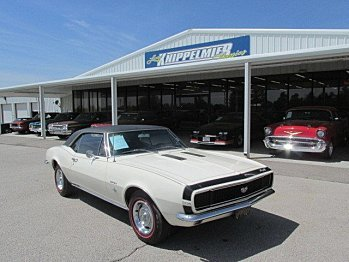 1967 Chevrolet Camaro for sale 100721288