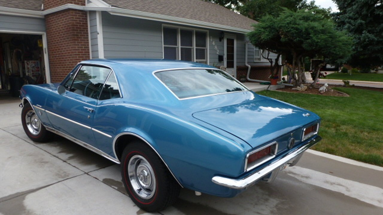 1967 Chevrolet Camaro RS for sale 100877347