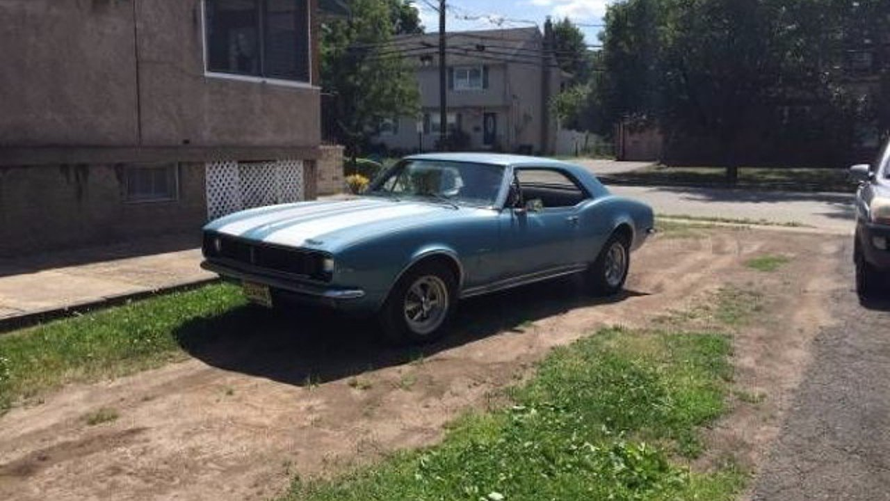 1967 Chevrolet Camaro RS for sale 100905238
