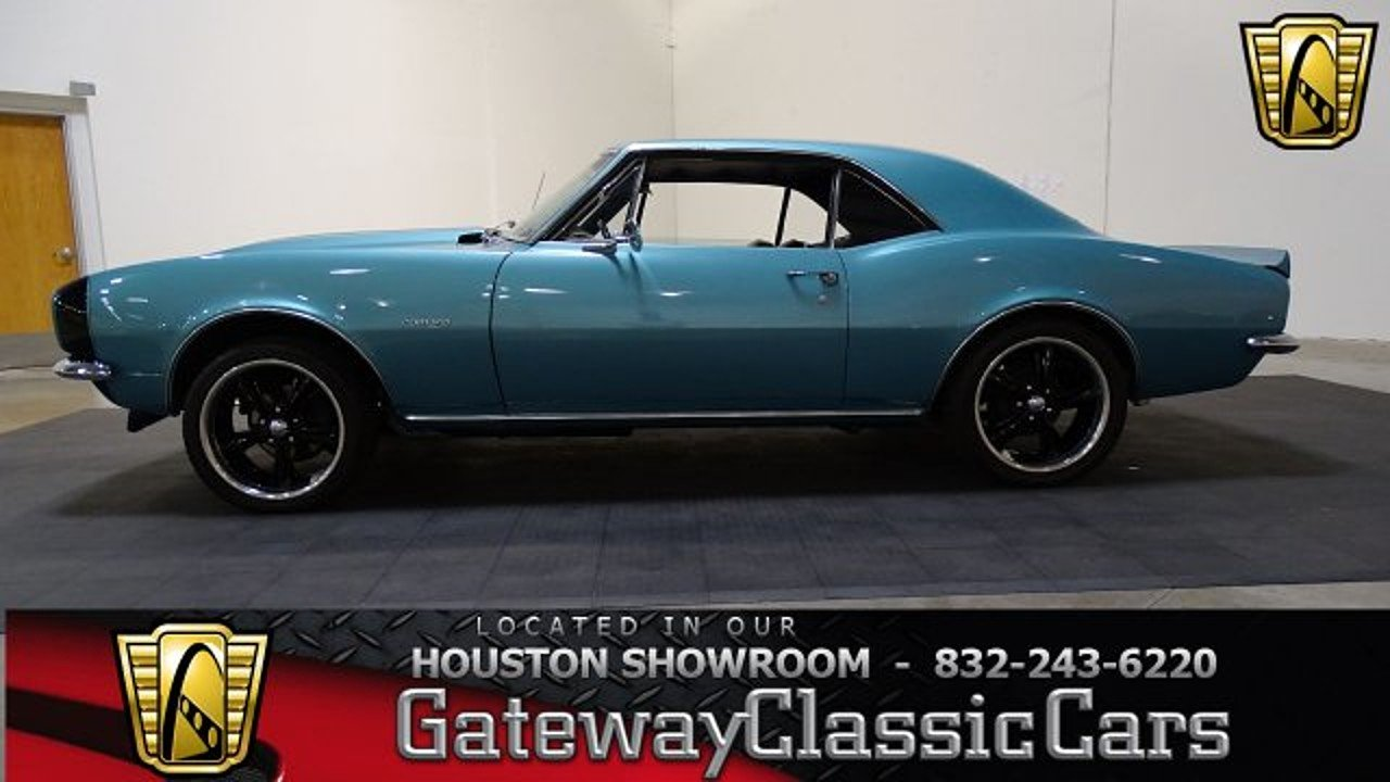 1967 Chevrolet Camaro for sale 100920560