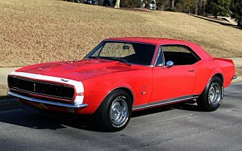 1967 Chevrolet Camaro for sale 100926629