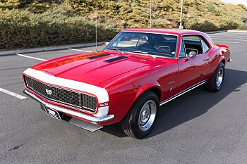 1967 Chevrolet Camaro for sale 100962251