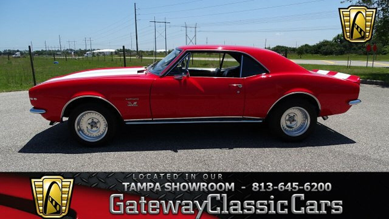 1967 Chevrolet Camaro for sale 100964569