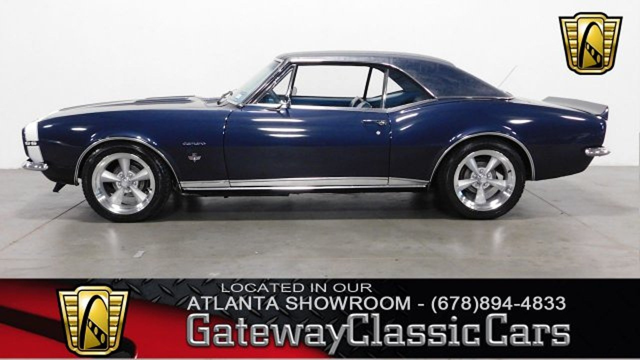 1967 Chevrolet Camaro for sale 100964741