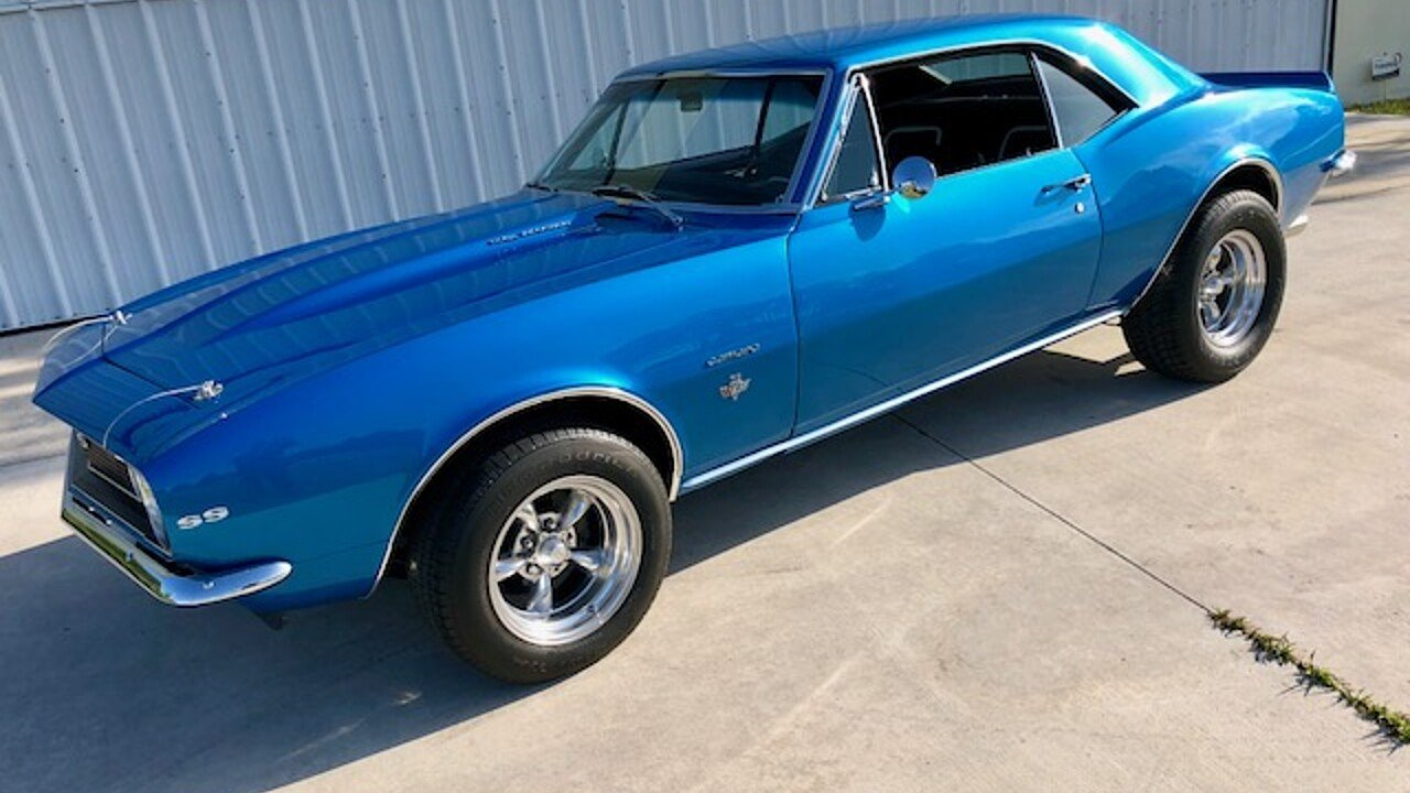 1967 Chevrolet Camaro Coupe for sale 100996402