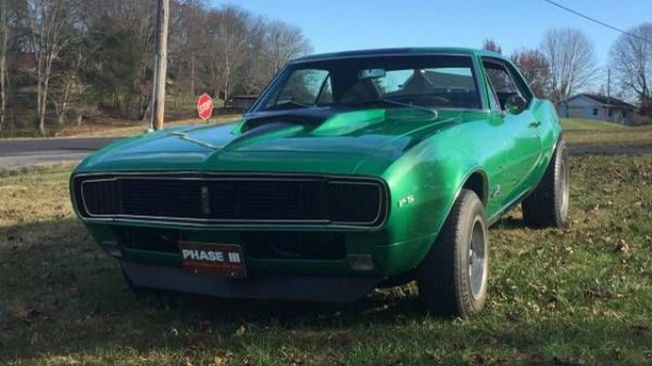 1967 Chevrolet Camaro RS for sale 101002517