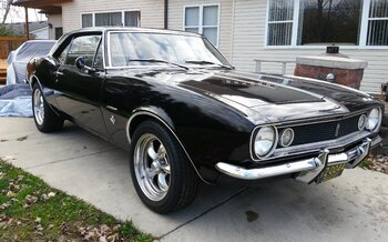 1967 Chevrolet Camaro LS Coupe for sale 100924608