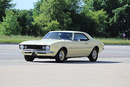 1967 Chevrolet Camaro for sale 100995630