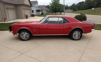 1967 Chevrolet Camaro Coupe for sale 101021324