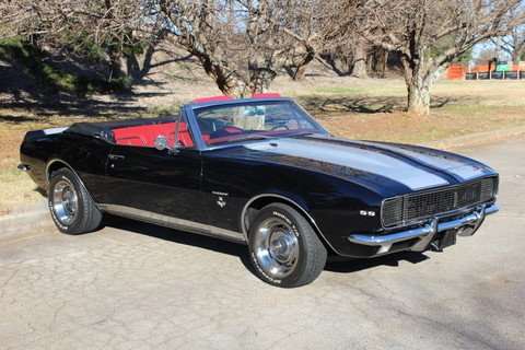 1967 Chevrolet Camaro Classics For Sale Classics On Autotrader