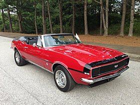 1967 Chevrolet Camaro RS for sale 100969469