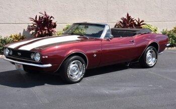 1967 Chevrolet Camaro for sale 100731290