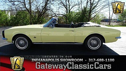 Chevrolet Camaro Classics For Sale Classics On Autotrader