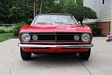 1967 Chevrolet Camaro for sale 100889385