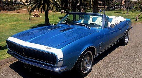 1967 Chevrolet Camaro for sale 100895042