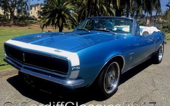1967 Chevrolet Camaro for sale 100895042
