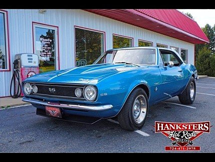 1967 Chevrolet Camaro for sale 100912207